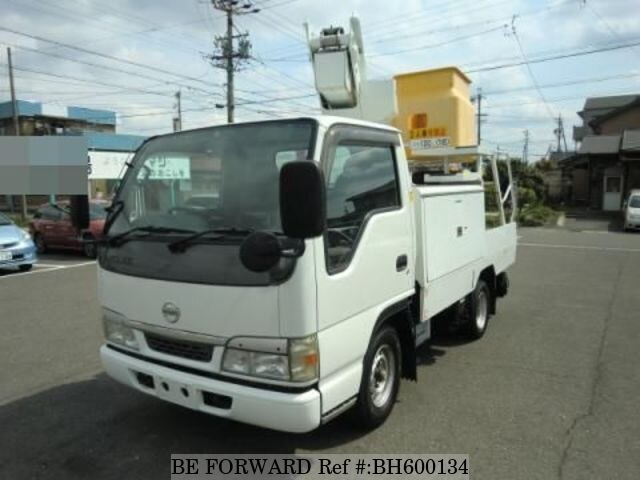 Used 2003 NISSAN ATLAS BH600134 for Sale