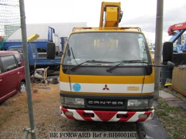 Used 2002 MITSUBISHI CANTER BH600163 for Sale