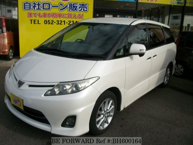 Used 2010 TOYOTA ESTIMA BH600164 for Sale
