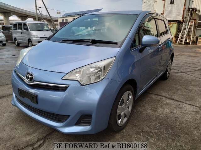 Used 2011 TOYOTA RACTIS BH600168 for Sale