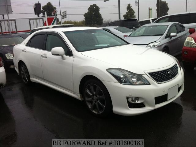 Used 2008 TOYOTA CROWN BH600183 for Sale