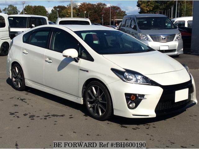 Used 2014 TOYOTA PRIUS BH600190 for Sale