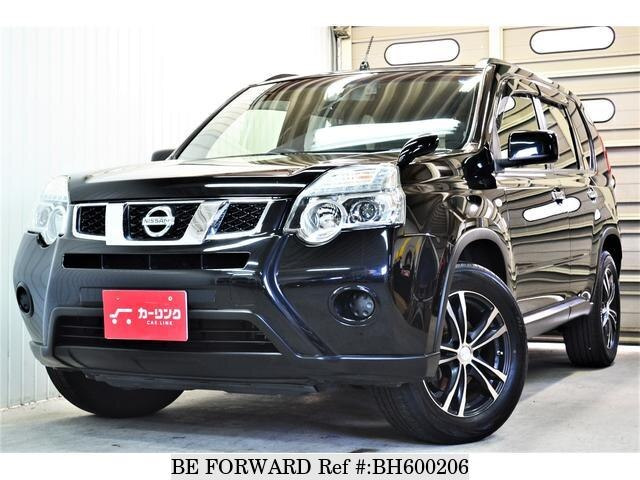Used 2012 NISSAN X-TRAIL BH600206 for Sale