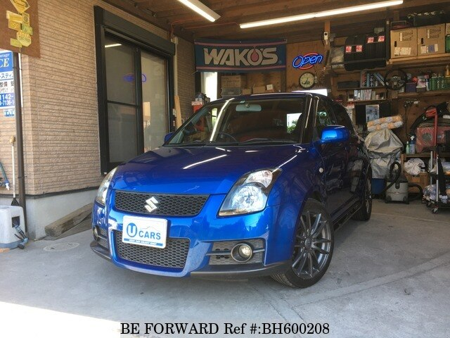 Used 2005 SUZUKI SWIFT BH600208 for Sale