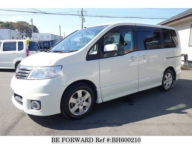 Used 2007 NISSAN SERENA BH600210 for Sale