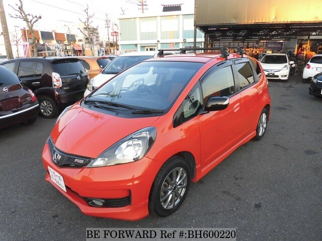 Used 2011 HONDA FIT BH600220 for Sale