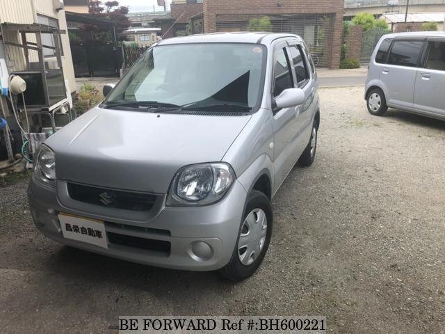 Used 2008 SUZUKI KEI BH600221 for Sale