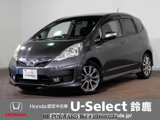 Used 2012 HONDA FIT HYBRID BH600224 for Sale