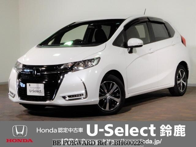 Used 2018 HONDA FIT BH600228 for Sale