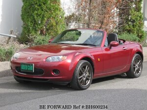 Used 2006 MAZDA ROADSTER BH600234 for Sale