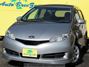 Used 2009 TOYOTA WISH BH600250 for Sale