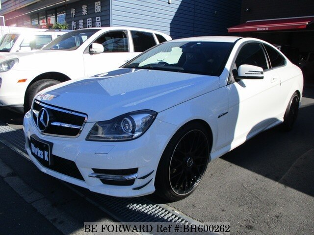 Used 2012 MERCEDES-BENZ C-CLASS BH600262 for Sale