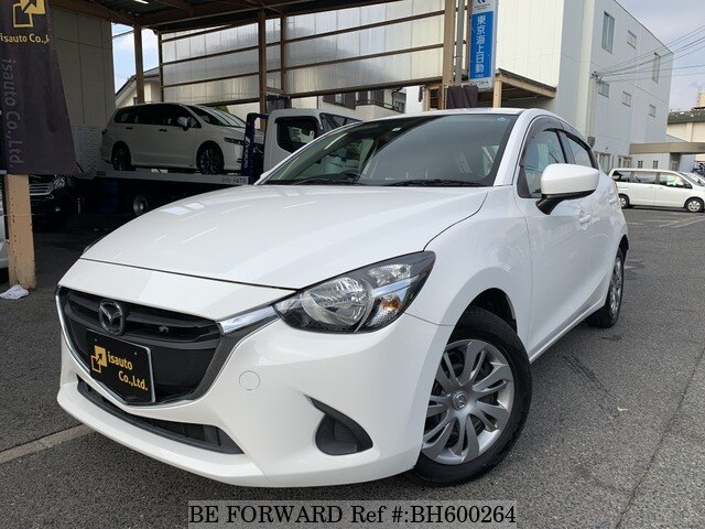 Used 2016 MAZDA DEMIO BH600264 for Sale