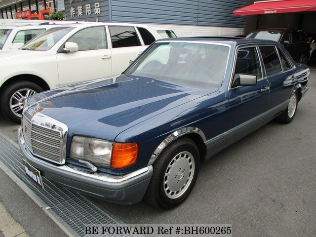 Used 1987 MERCEDES-BENZ MIDIUM CLASS BH600265 for Sale
