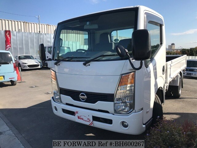 Used 2009 NISSAN ATLAS BH600267 for Sale