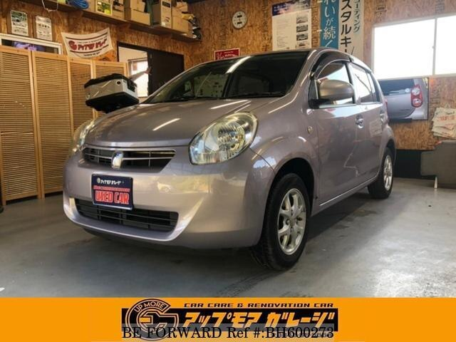Used 2010 TOYOTA PASSO BH600273 for Sale