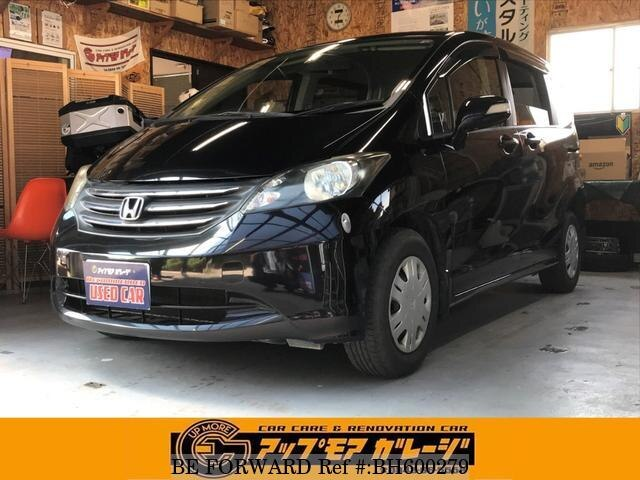 Used 2008 HONDA FREED BH600279 for Sale