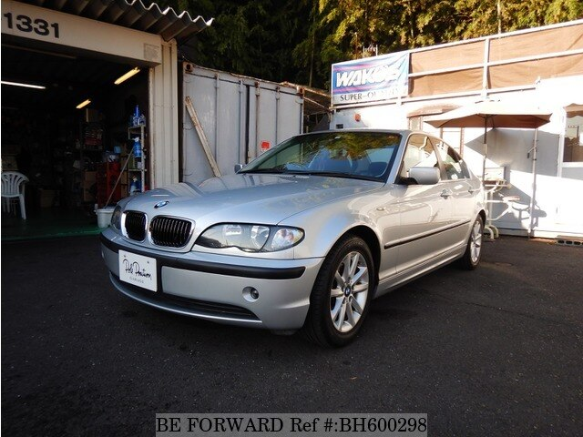 Used 2004 BMW 3 SERIES BH600298 for Sale