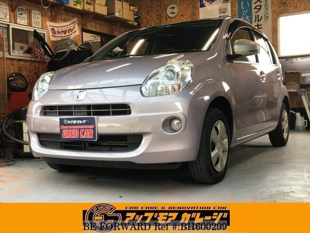 Used 2010 TOYOTA PASSO BH600299 for Sale