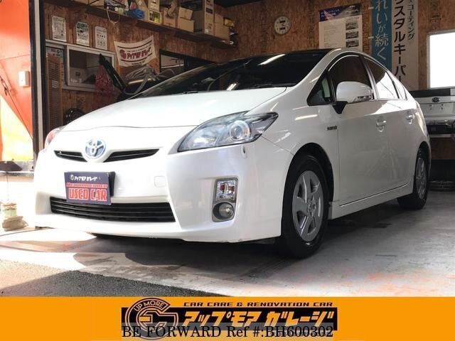 Used 2009 TOYOTA PRIUS BH600302 for Sale