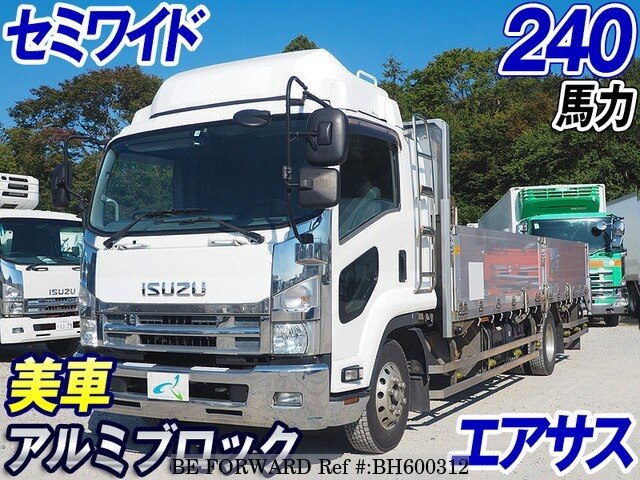 Used 2013 ISUZU FORWARD BH600312 for Sale