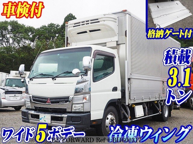 Used 2013 MITSUBISHI FUSO CANTER BH600317 for Sale