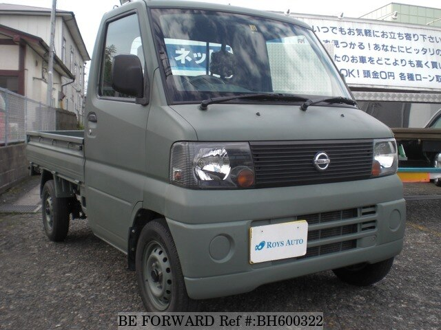 Used 2004 NISSAN CLIPPER TRUCK BH600322 for Sale