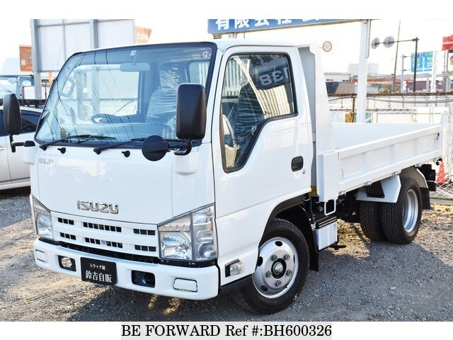 Used 2014 ISUZU ELF TRUCK BH600326 for Sale