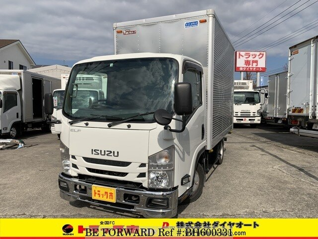Used 2014 ISUZU ELF TRUCK BH600331 for Sale