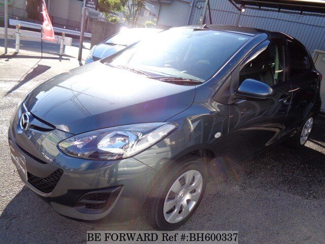 Used 2012 MAZDA DEMIO BH600337 for Sale