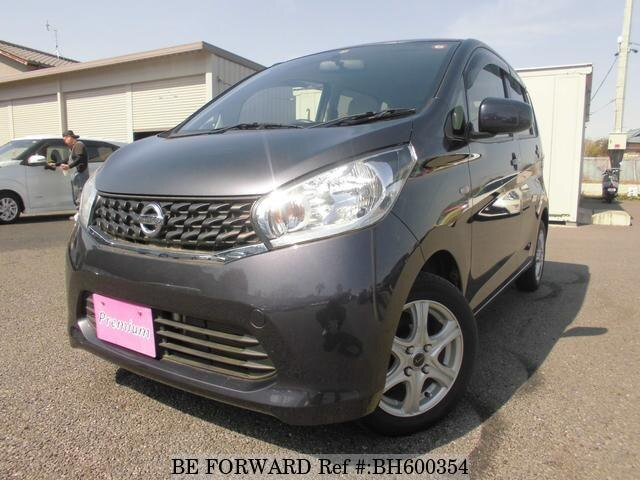 Used 2013 NISSAN DAYZ BH600354 for Sale