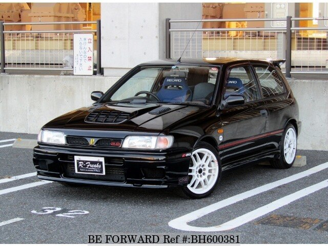 Used 1994 NISSAN PULSAR BH600381 for Sale