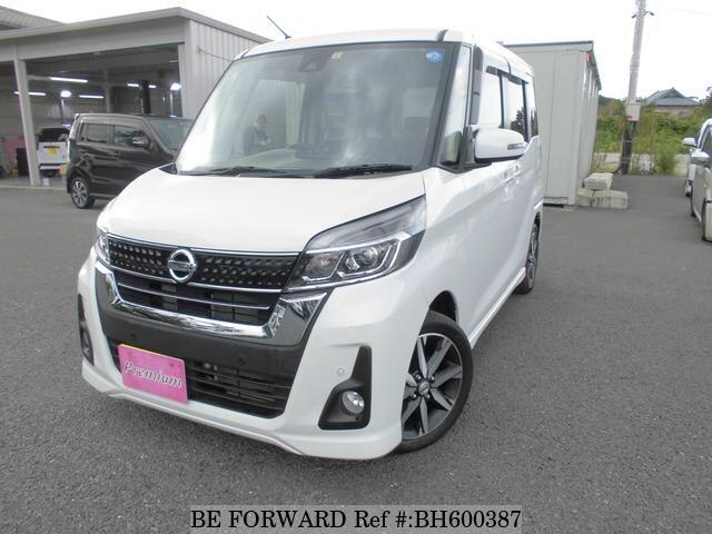 Used 2018 NISSAN DAYZ ROOX BH600387 for Sale