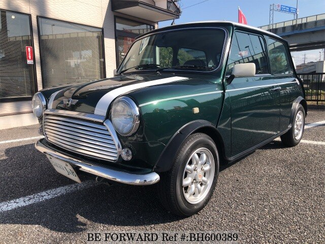 Used 2000 ROVER MINI BH600389 for Sale