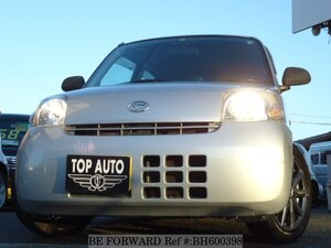 Used 2006 DAIHATSU ESSE BH600398 for Sale