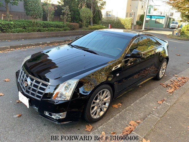 Used 2013 CADILLAC CTS BH600406 for Sale