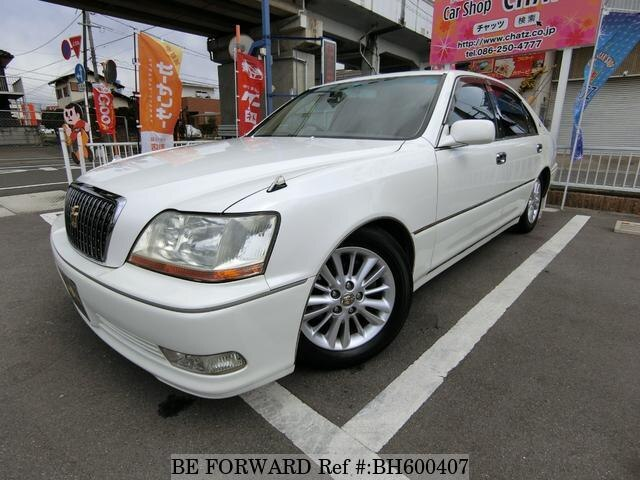 Used 2000 TOYOTA CROWN MAJESTA BH600407 for Sale