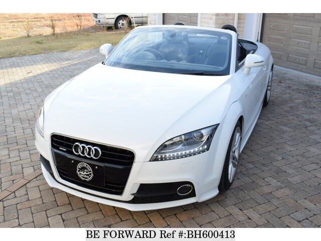 Used 2014 AUDI TT ROADSTER BH600413 for Sale