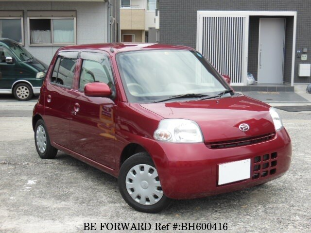 Used 2009 DAIHATSU ESSE BH600416 for Sale