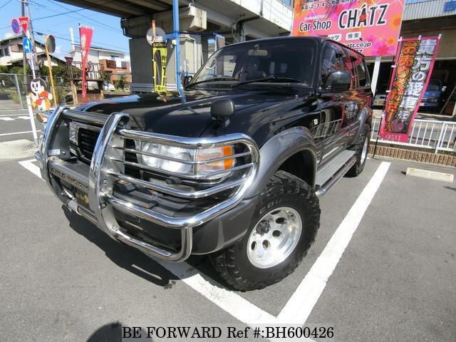 Used 1997 TOYOTA LAND CRUISER BH600426 for Sale
