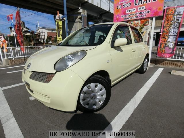 Used 2004 NISSAN MARCH BH600428 for Sale
