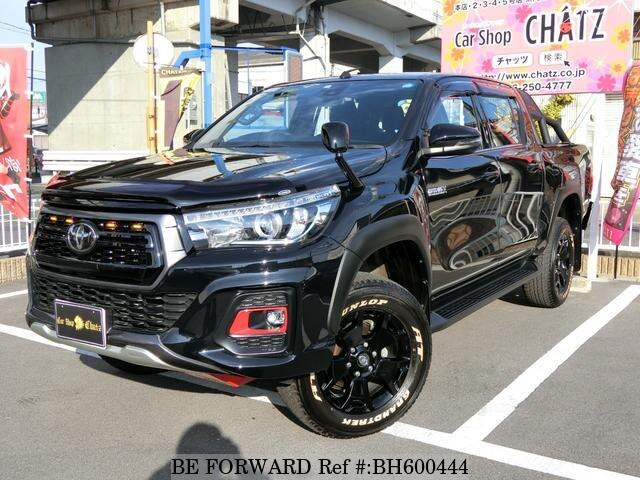 Used 2019 TOYOTA HILUX BH600444 for Sale