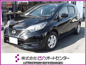 Used 2017 NISSAN NOTE BH600459 for Sale