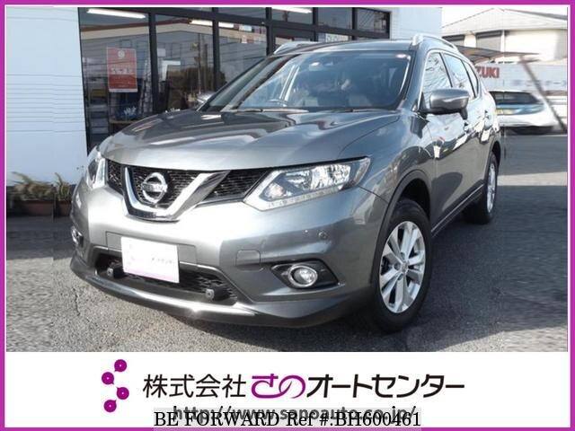Used 2014 NISSAN X-TRAIL BH600461 for Sale