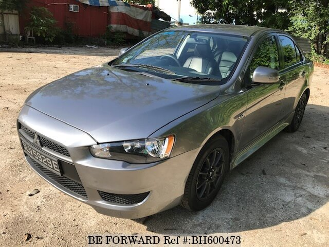 Used 2015 MITSUBISHI LANCER EX BH600473 for Sale