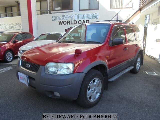 Used 2006 FORD ESCAPE BH600474 for Sale