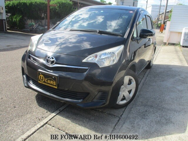 Used 2011 TOYOTA RACTIS BH600492 for Sale