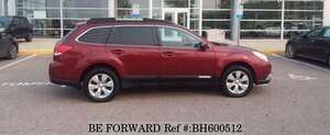 Used 2011 SUBARU OUTBACK BH600512 for Sale