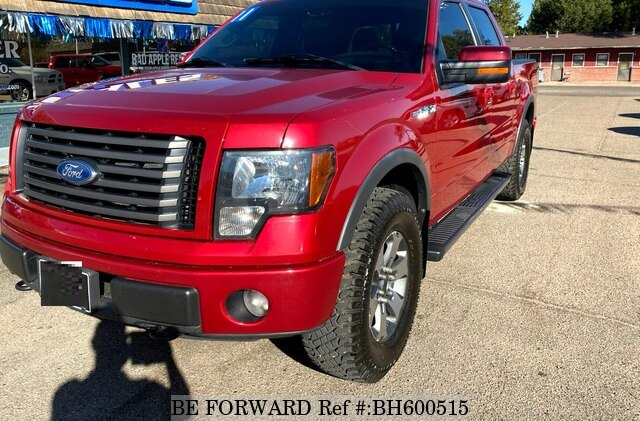 Used 2011 FORD F150 BH600515 for Sale
