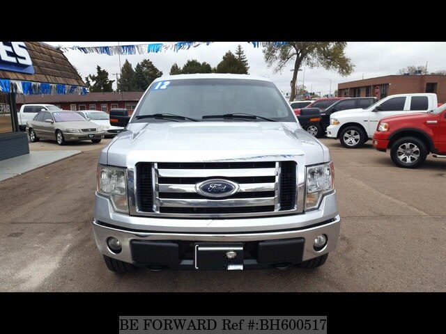 Used 2012 FORD F150 BH600517 for Sale